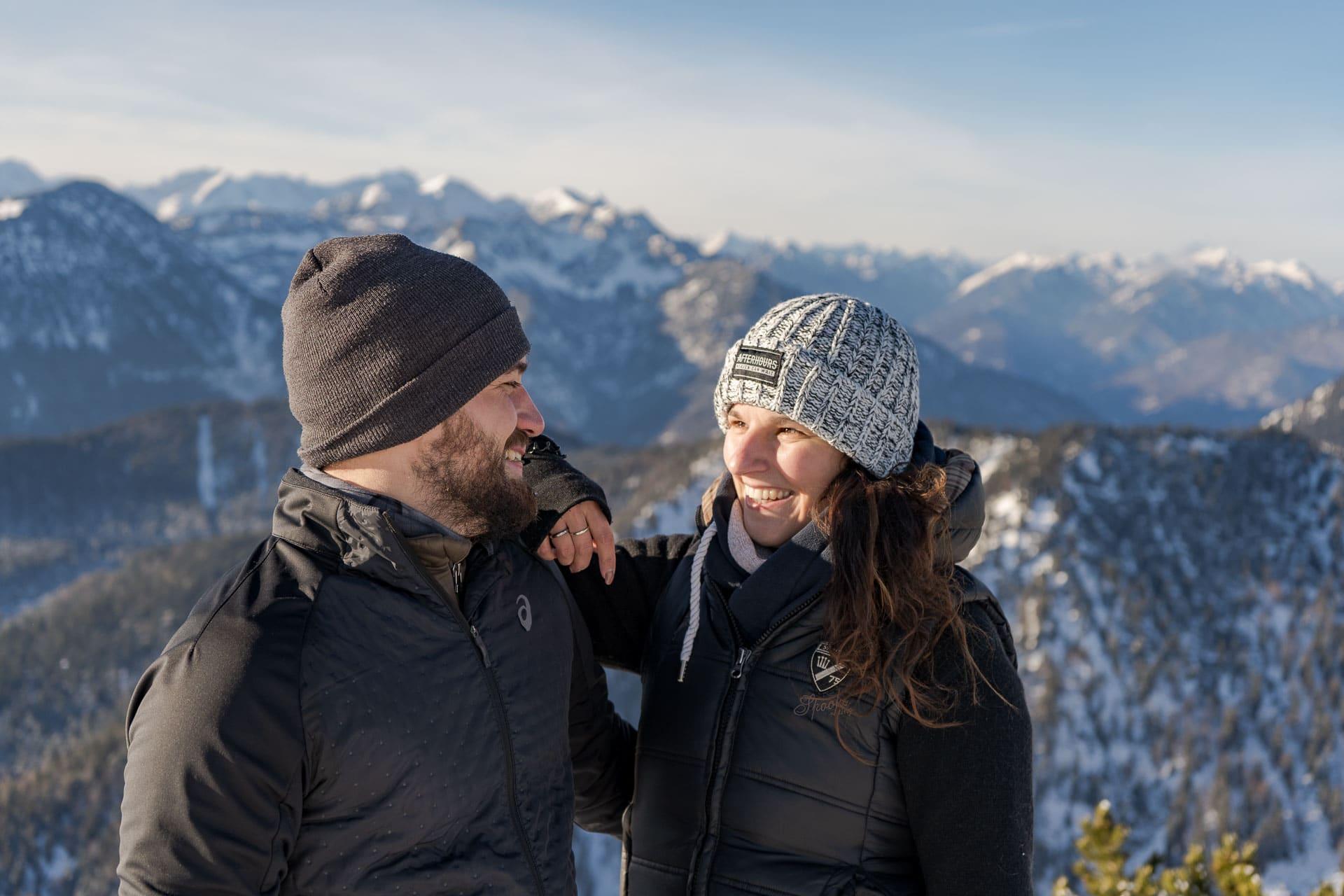 Tanja & Kai - eure Oberbayern-Guides